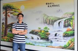 85后的创业故事——陈权胜:瓷砖背景墙领跑者