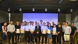 金牌亚洲陶瓷受邀出席中国品牌价值500强盛会