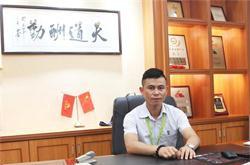 邓枝茂:摩塔尔致力打造国际仿古砖品牌