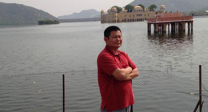 广州特地陈进权:学习惠泉、华耐好榜样,要做广东最大代理商