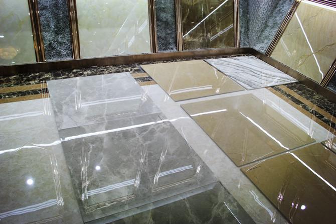 美宜居陶瓷华进明:把大理石瓷砖做成一套产品系统