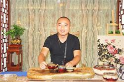 宫成伟:五月玫瑰大理石瓷砖月均销量高达八九百万