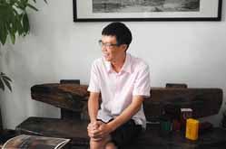 康拓鲍伟:追求木纹砖的极致运用
