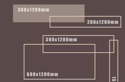 """岂止于""""大"""",依诺600mmX1200mm通体仿古砖正式量产"""