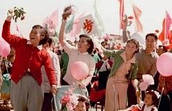 【节日】当国庆还不放小长假的时候……(历史珍藏图片)