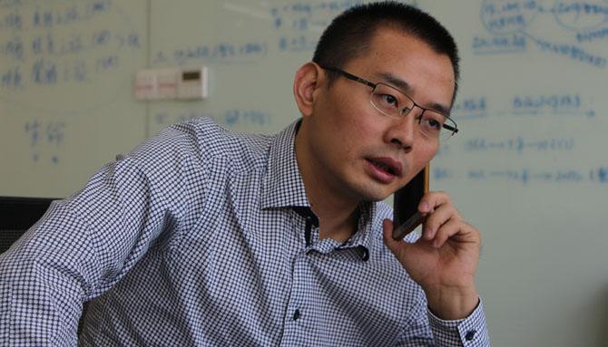 从传统到互联网,翁文平在革自己的命!
