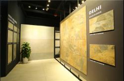 尼罗格兰陶瓷闪耀广州设计周