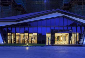 DHA 香港洪德成设计|新作售楼处:坐拥自然 静享高贵