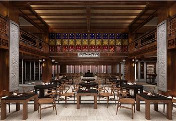 作品| 第三届金砖奖金奖作品选登——广州琶洲酒店茶室设计