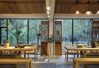 作品| 第三届金砖奖金奖作品选登——中山和真坊养生馆室内设计