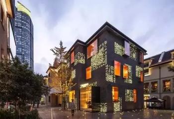 神奇的发光砖,用光魅诠释空间新概念