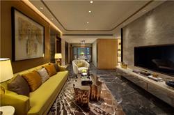 【DHA香港洪德成设计】深圳前海东岸花园样板房-现代奢华风格
