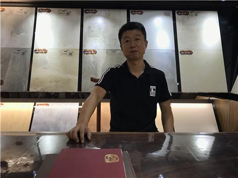 QD瓷砖经销商苏瑜琨:细节决定成败