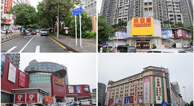 深圳:黑白灰渐起,但米黄色系仍是主流