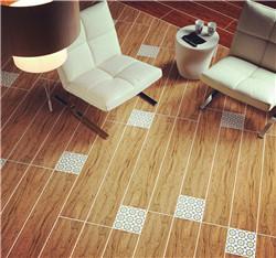 木纹砖常见铺贴方式