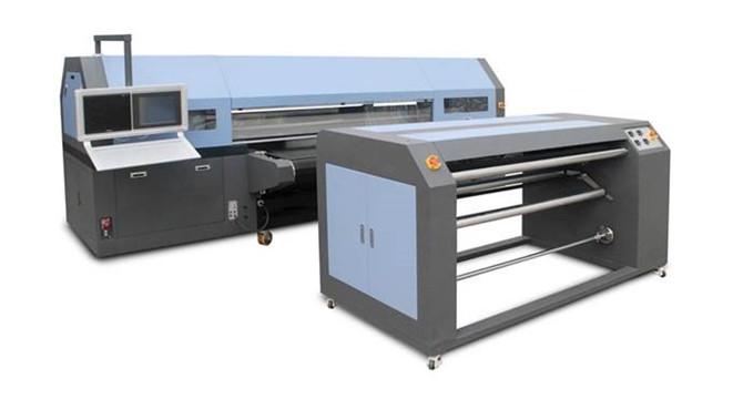 精陶推出纺织喷墨打印机,抢滩未来75亿美元纺织印花市场