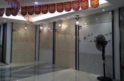 巾帼不让须眉——金艾陶瓷砖福建武夷山代理商王爱萍