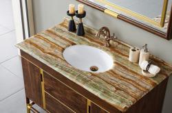 阿洛尼浴室柜新中式系列A1701:金玉满堂