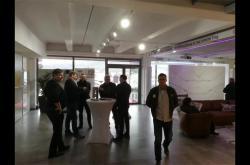 欧洲人惊讶了!LA'BOBO陶瓷薄板专卖店开到了德国