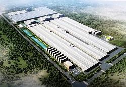 欧神诺广西·藤县生产基地奠基仪式圆满成功