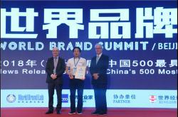 """品牌价值攀升,嘉俊陶瓷再度名列""""中国500最具价值品牌榜"""""""