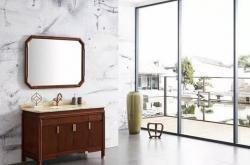 中国浴室柜风格变迁史:美式& 新中式