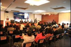 2019广州陶瓷工业展全球首站新闻发布会意大利顺利召开,372家中外企业已签订参展合同
