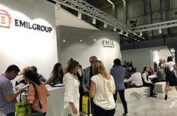 今年的博洛尼亚展中,意大利EMIL埃米瓷砖依旧是最闪亮的明星!
