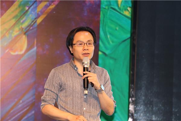 蒙诺设计总经理 陈效东先生做分享.JPG