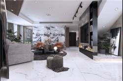 特地·负离子瓷砖:贝加尔系列的铺贴多样性