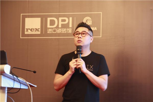 深圳市矩阵装饰设计有限公司合伙创始人、主持设计刘建辉(图3).JPG