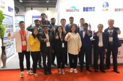远拓深耕︱中窑股份亮相第14届印度国际陶瓷工业展