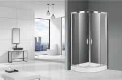 淋浴房专区开业预告:奥娜展厅进驻中国陶瓷城,以匠心铸臻品,传递舒适淋浴体验!