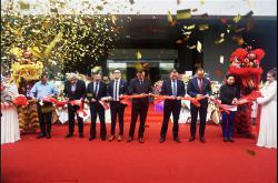 """""""美好启程""""Tuttobene托托贝尼瓷砖新展厅盛大开业"""