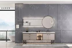 阿洛尼浴室柜2019新品上市:造物有致 传统新生