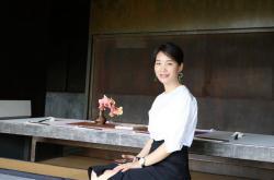 花艺师谢筱娟,在米兰遇见最美的色彩大师