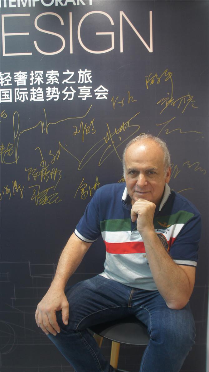 1意大利著名设计师、兴辉国际首席产品创意总监.JPG