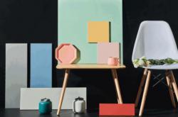 CDE展商推介|个性设计色色瓷砖