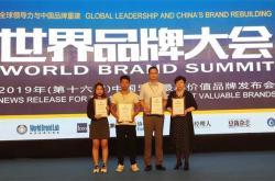 """2019年""""中国500最具价值品牌""""发布 新明珠四品牌总价值745亿创新高!"""