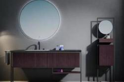 阿洛尼浴室柜2019流行色丨出彩设计