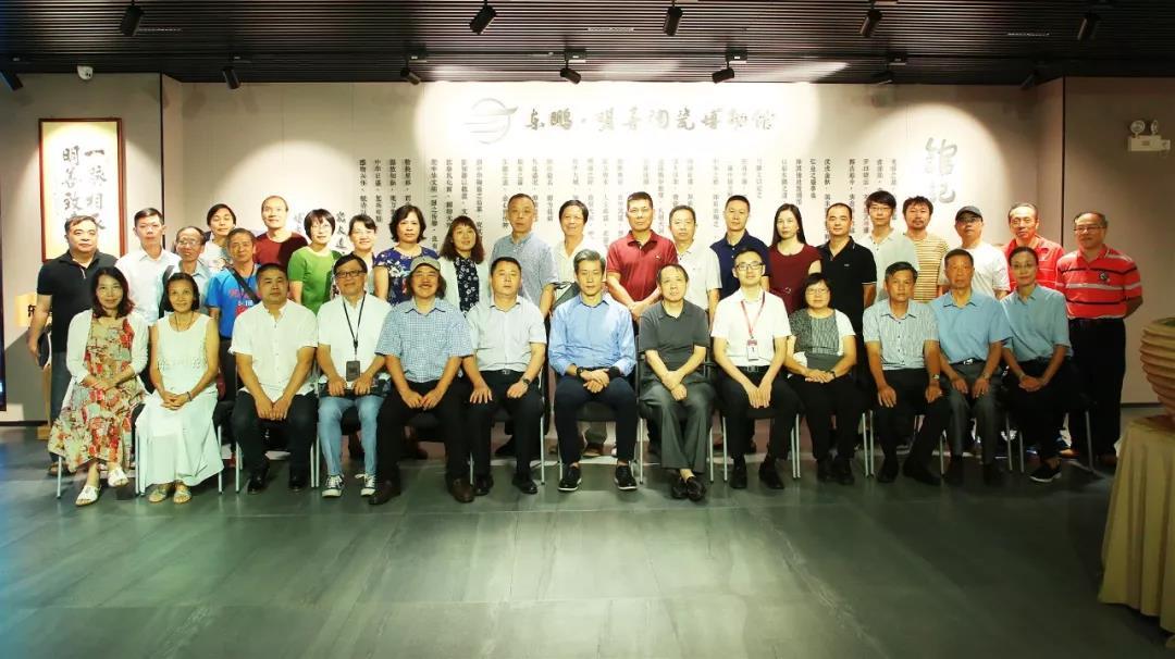 佛山石湾瓦脊陶塑展在东鹏明善陶瓷博物馆正式开幕!