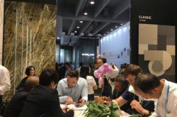 蒙娜丽莎陶瓷大板亮相广交会,创新实力征战全球