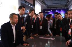 冠珠陶瓷亮相2019第五届中国(高安)瓷砖采购节