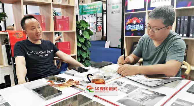 老牛说·面对面丨拉米斯岩板李晓生:聚焦,并重新定义中国厨房台面板