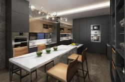 超赞的10套案例告诉你,2020年厨房就该这样装!