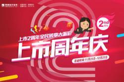"""蒙娜丽莎瓷砖2019年上市周年庆""""砖享""""福利限时开启!"""