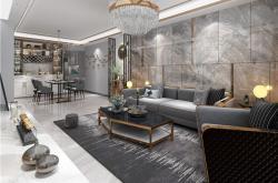 兼具功能与情怀的住宅设计,设计师吴健笔下的现代轻奢