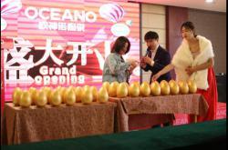 欧神诺瓷砖鸡泽店开业盛典