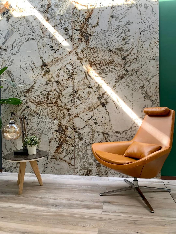 木纹砖不仅能自动调平,还可以不用泥浆铺贴,你见过没?