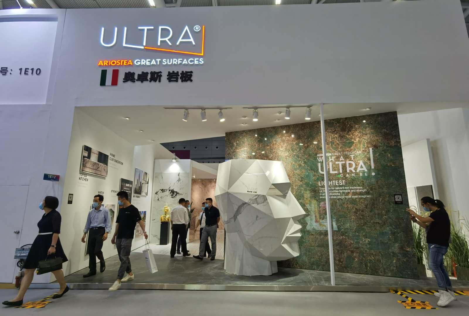 """ULTRA奥卓斯岩板:跨界""""高定"""",多渠道全面发展"""